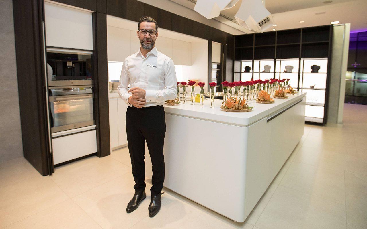 Fulham recibe la cocina de Quique Dacosta