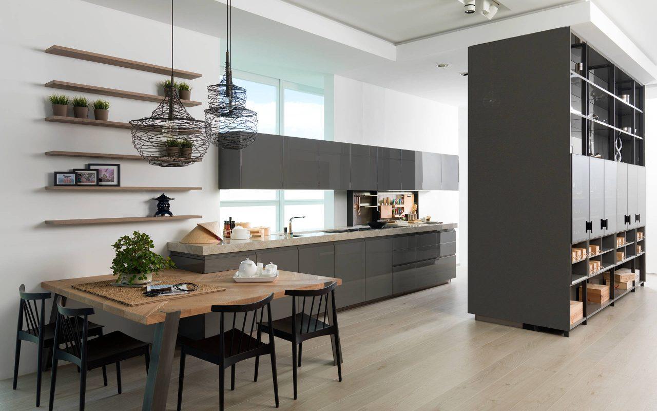 Tendances cuisines pour 2018 gamadecor blog - Lamparas colgantes para cocina ...
