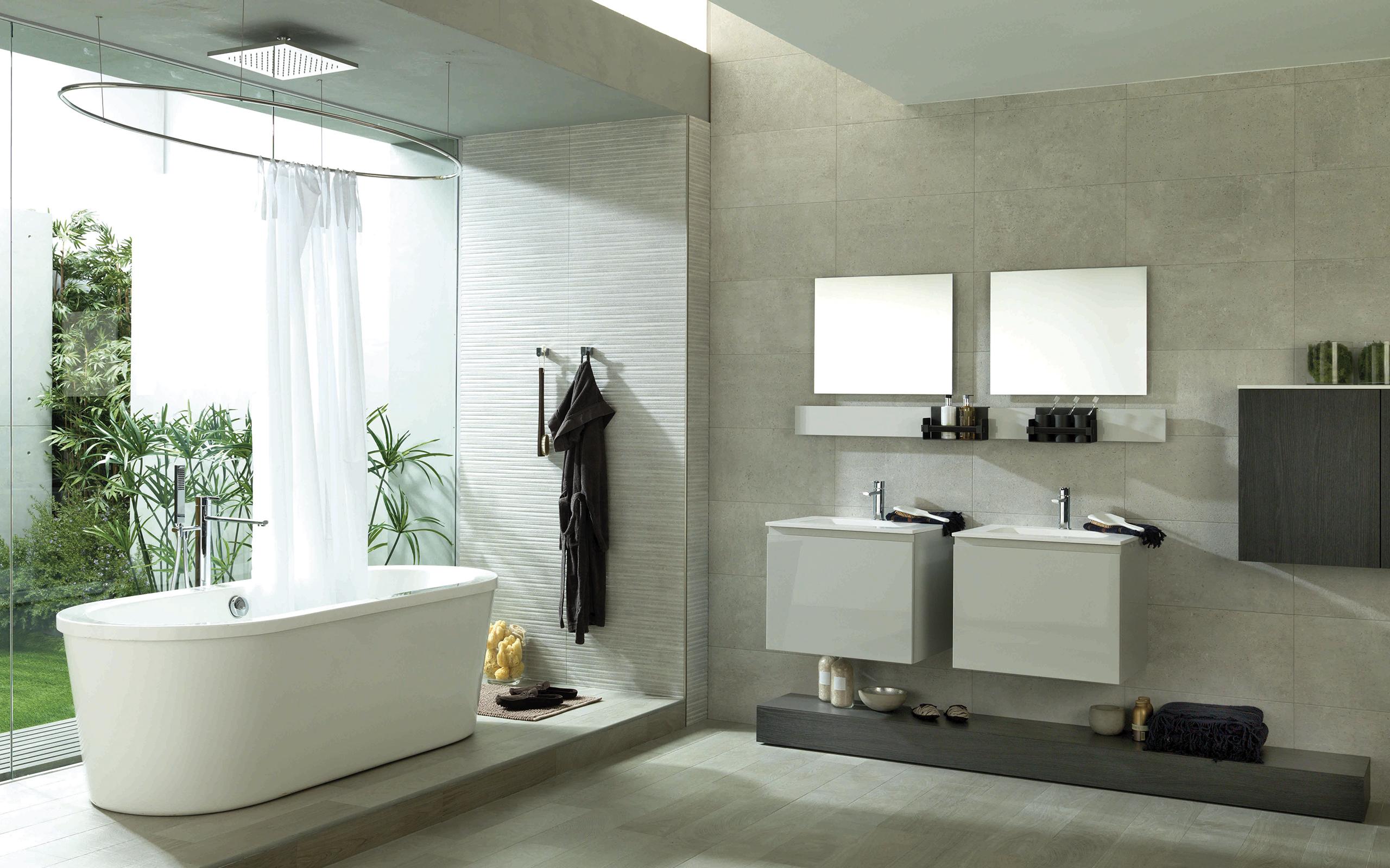 Colección Next: Baños modernos con una gran versatilidad - GAMADECOR ...