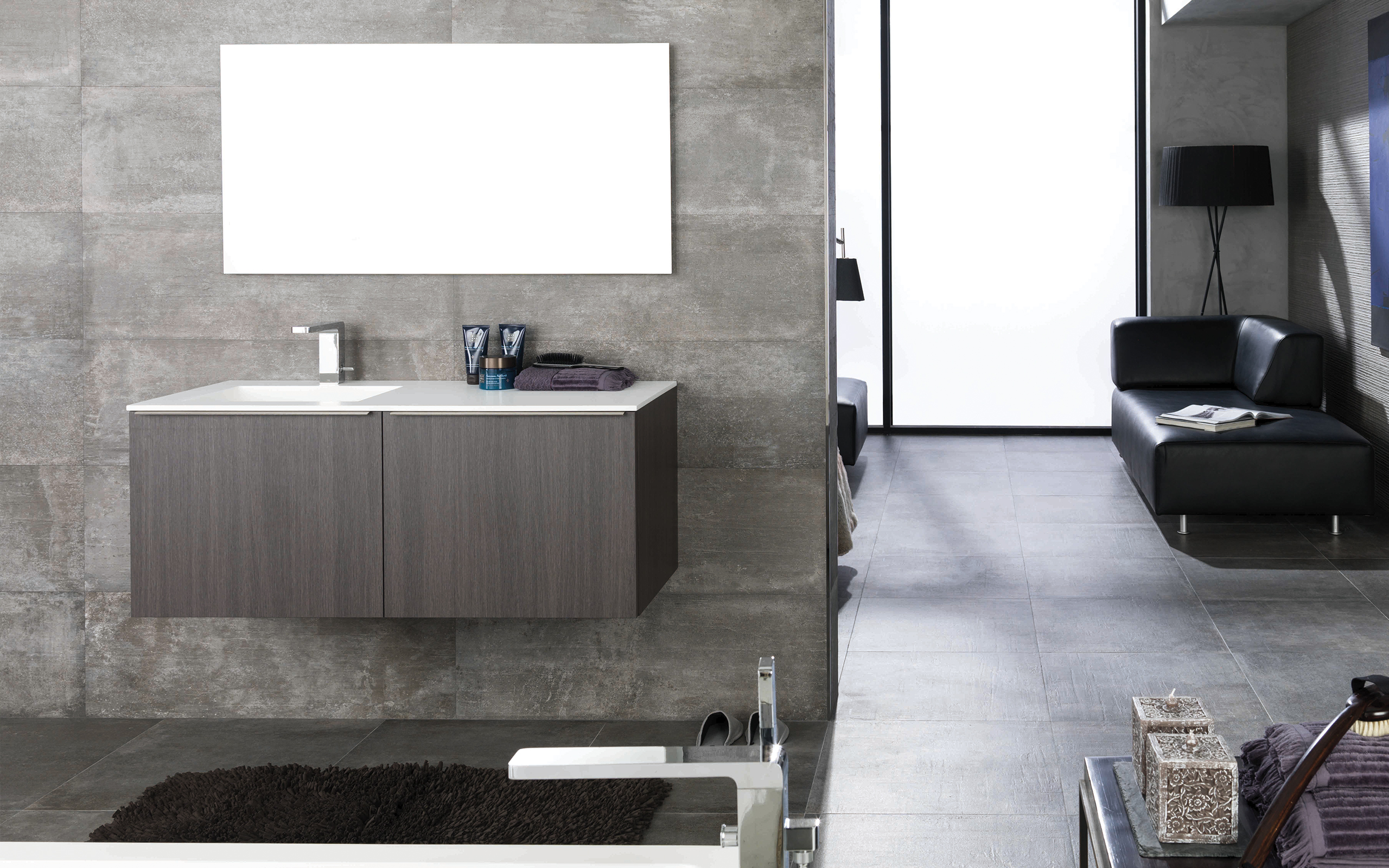 The Next Collection Modern Bathroom Furniture With Broad