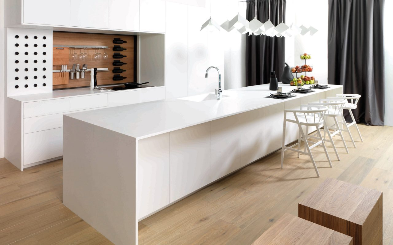 Diferentes materiales de muebles de cocina. - GAMADECOR Blog
